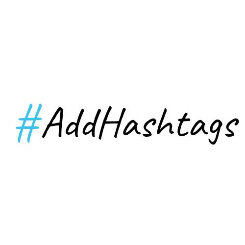 AddHashtags