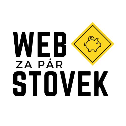 Web za pár stovek